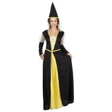 Middeleeuws kostuum dame