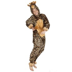 Kinderkostuum Giraffe pluche