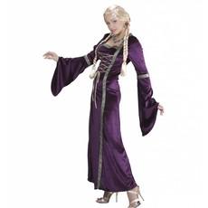 Middeleeuwse Prinses kostuum Halloween