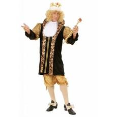 Middeleeuwse koning kostuum