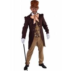Victoriaanse kleding man elite