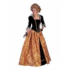 Barok jurk Maria-Christina