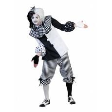 Pierrot Kostuum heren Pedrolino