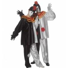 Pierrot Clown Kostuum