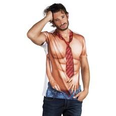Foto Realistisch Shirt Casanova
