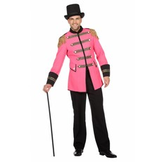 Toppers Circus jas man roze