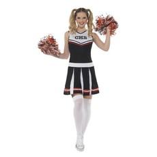 Cheerleaderpakje vrouw