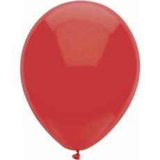 Ballon helium 100x rood