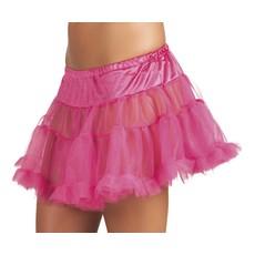 Petticoat knalroze
