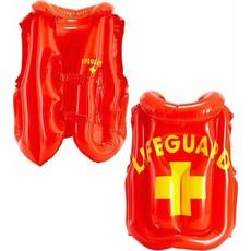 Opblaasbaar Lifeguard vest