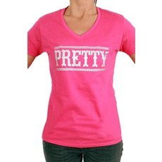 Toppers T-shirt vrouw 'Pretty'