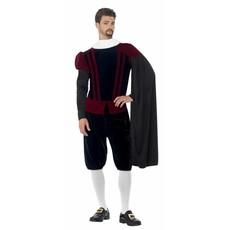 Kostuum Edelman Tudor Luxe