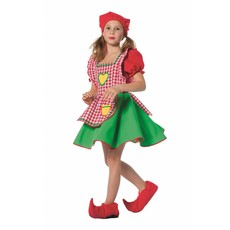 Kabouter jurk meisje