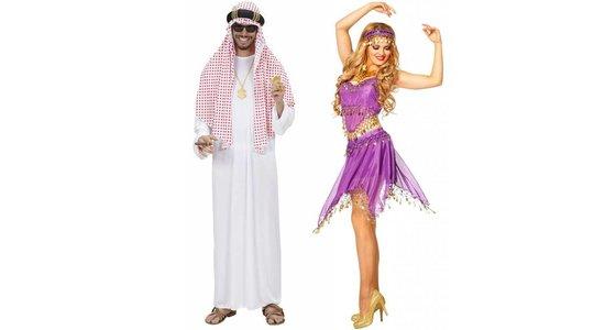 1001 nachten - Arabische kleding