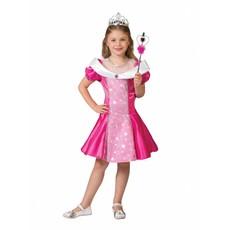 Prinsesjurk Pinky Kind