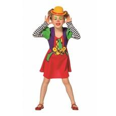 Jurkje Clown Meisje