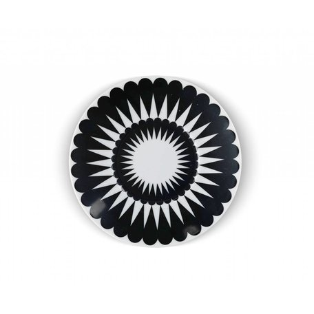 schotel pretty petal black