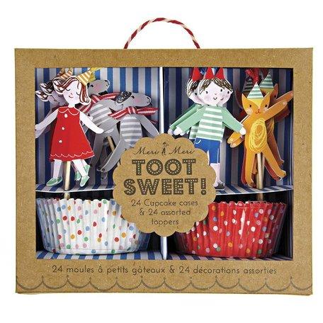cupcakeset Toot Sweet