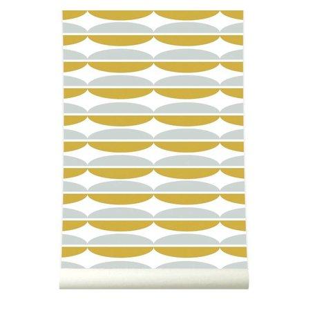 behang oval