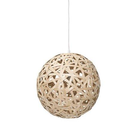 Hanglamp bamboo