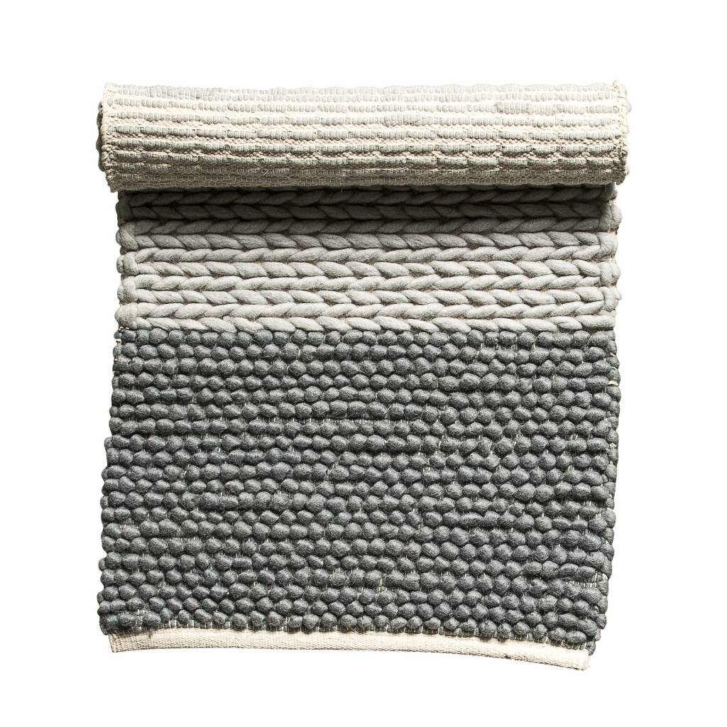 Bloomingville kleed wol grijs - IPPYS