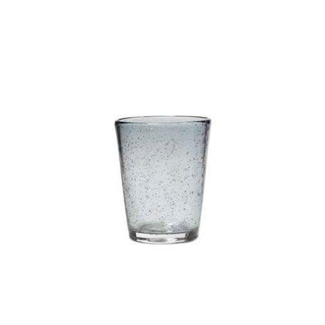Glas bubbels, grijs