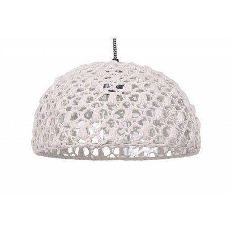 Ziggy hanglamp white