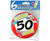 Gadgets Bierviltjes 50 jaar