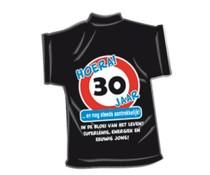 T-Shirtje-30 jaar
