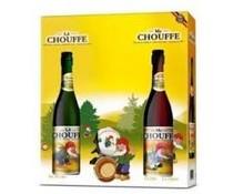 Bierpakket La Chouffe Bierdoos