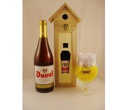 Bierpakket Duvel Vogelhuisje