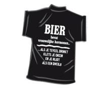 T-Shirtje-Vrouwelijke hormonen