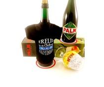 Bierpakket Bierfles T-Shirtje Erelid NU-AL-40