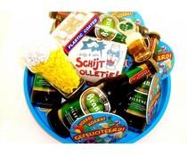 Cadeau Voor Hem  Brand Dienblad Jarig