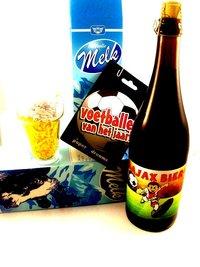 Bierpakket Voetbal Bier staat garant voor plezier!