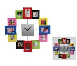 Gadgets Fotoklok Kleurrijk
