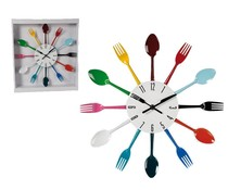 Gadgets Bestek Klok Colours