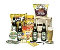 Bierpakket Bierbox Heineken + Snack