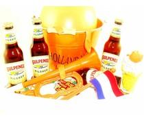 Bierpakket Hup Holland Hup Gulpener Bier emmer