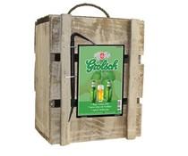 Realtiegeschenk Bierbox Grolsch