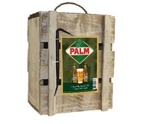 Relatiegeschenk Bierbox Palm