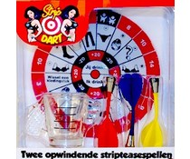 Bierpakket Strip Darts Gulpener
