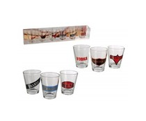 Gadgets Shooter Glasses Set