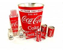 Set Coca Cola & Rutte vodka