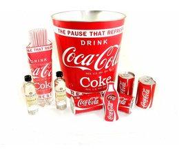 Set Coca Cola & Rutte jonge jenever
