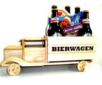 Cadeautips bierpakket Amstel bierwagen