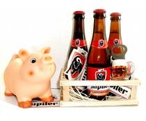 Bierpakket Spaarvarken Jupiler