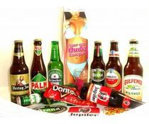Bierpakket (Melkpak) Voor een Oude Snoeper