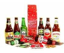 Bierpakket (Melkpak) Omdat ik van je HOU