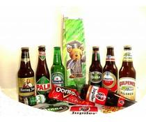 Bierpakket (Melkpak) Geslaagd